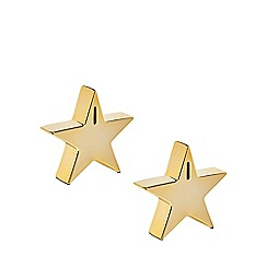 Home Collection - Gold 'Cosmo' star shaped moneybox
