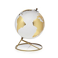 Home Collection - Gold cosmopolitan globe