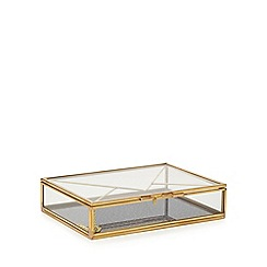 Home Collection - Gold envelope box
