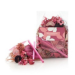 Debenhams - Wild raspberry scented pot pourri
