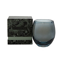 Betty Jackson.Black - Designer green jasmine scented glass votive candle