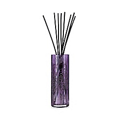Betty Jackson.Black - Purple agapanthus scented diffuser