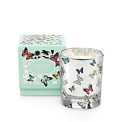 Butterfly Home by Matthew Williamson - Green mimosa scented votive candle