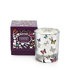 Butterfly Home by Matthew Williamson - Purple violet scented votive candle