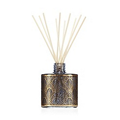 Star by Julien Macdonald - Gold black vanilla scented diffuser