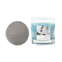 Wax Lyrical - Medium 'Day at the spa' fragranced candle jar