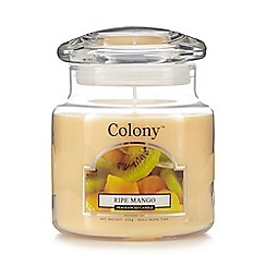 Colony - Ripe Mango candle jar