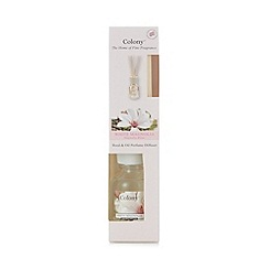 Colony - White Magnolia reed diffuser