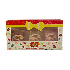 Jelly Belly - Diffuser and votives gift set