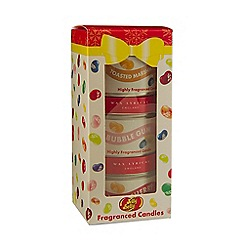 Jelly Belly - Fragranced candle gift set