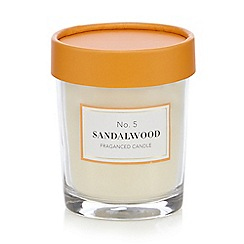 Home Collection - Sandalwood scented votive candle