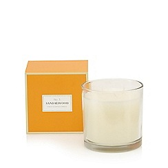 Home Collection - Sandalwood scented candle
