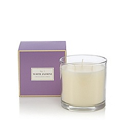 Debenhams - White jasmine 3-wick candle