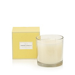 Home Collection - Sheer vanilla scented candle