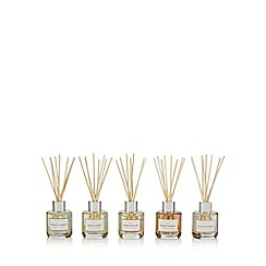 Home Collection - Set of five mini reed diffuser gift set