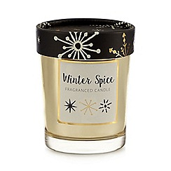 Debenhams - Winter spice scented candle