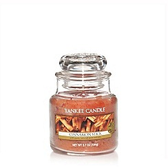 Yankee Candle - 'Cinnamon Stick' small scented jar candle