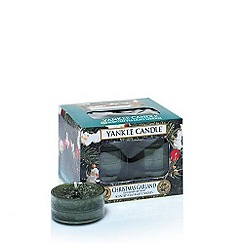 Yankee Candle - Classic 'Christmas Garland' tea lights