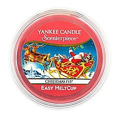 Yankee Candle - 'Christmas Eve' melt cup