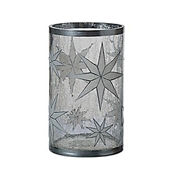 Yankee Candle - 'Arctic Snowflake' jar holder