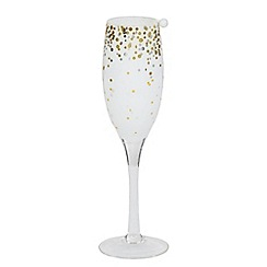 Yankee Candle - Holiday Party champagne tealight holder