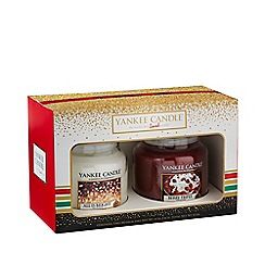 Yankee Candle - 'Holiday Party' medium jar Christmas gift set