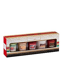 Yankee Candle - Festive 5 votive Christmas gift set