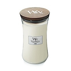 WoodWick - Linen large jar