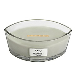 WoodWick - Fireside hearthwick jar