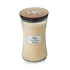 WoodWick - Vanilla bean large jar