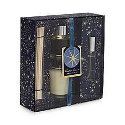Home Collection - Off white 'Winter Spice' scented gift set