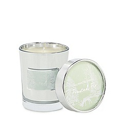Home Collection - Silver 'Frosted Fir' spice scented candle