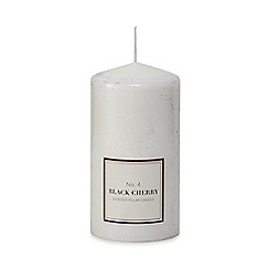 Home Collection - White cherry scented candle