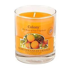 Wax Lyrical - Mediterranean orange fragranced votive candle
