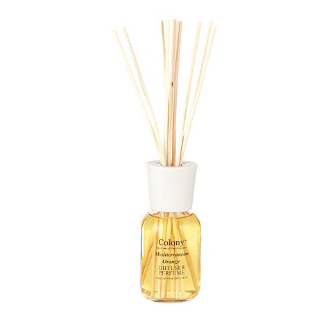 Wax Lyrical - Mediterranean orange reed and oil diffuser