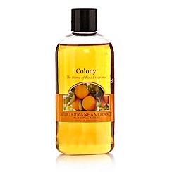 Colony - Mediterranean orange reed diffuser refill oil