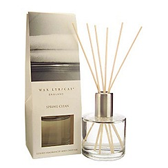 Wax Lyrical - 'Spring Clean' fragranced reed diffuser