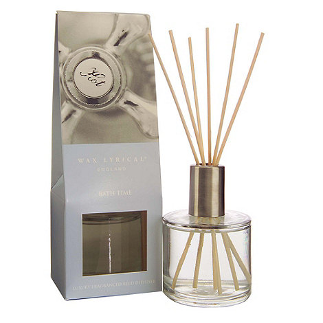 Wax Lyrical - Bath Time+ fragranced reed diffuser