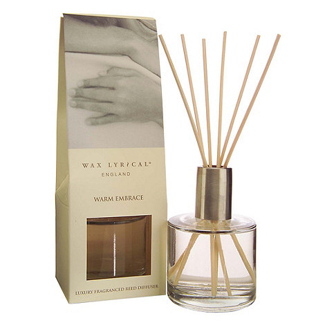 Wax Lyrical - +Warm Embrace+ fragranced reed diffuser