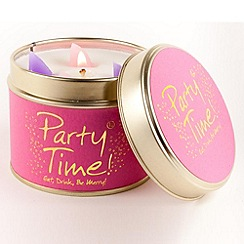 Lily Flame - Party Time Candle