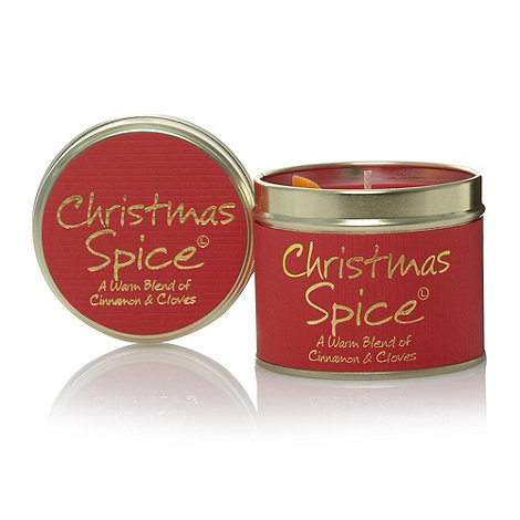 Lily Flame - Christmas Spice candle