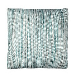Home Collection - Blue space dye cushion