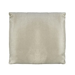 Home Collection - Light gold velvet cushion