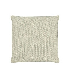 Home Collection - Cream textured cushion