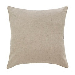 Home Collection - Natural button cushion