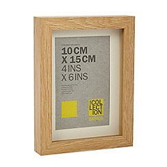 Home Collection Basics - Wood effect photo frame