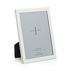 J by Jasper Conran - Designer ivory panel 6 x 8 inch photo frame