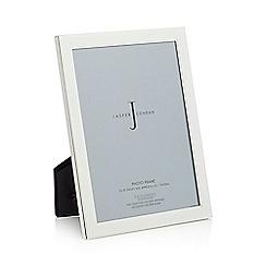 J by Jasper Conran - Designer ivory panel 6 x 8 inch photo frame