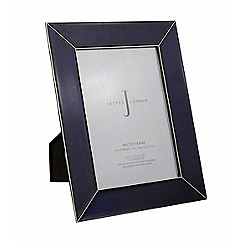J by Jasper Conran - Blue enamel photo frame