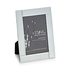 Star by Julien Macdonald - Silver photo frame